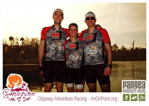 Pangea C2C Pre Race
